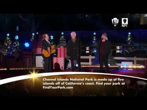 Crosby, Stills & Nash - Silent Night - National Christmas Tree Lighting - 12.3.14 mp3