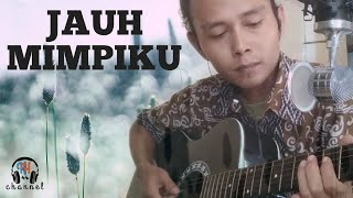 Jauh Mimpiku - Peterpan (Cover Akustik) | Kang Heru