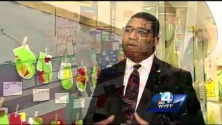 SC Superintendent of Education tours Spartanburg schools
