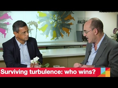 Surviving turbulence: who wins? | London Business School