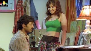 Actess Gayatri Scenes Back to Back | Ade Nuvvu Ade Nenu Movie Scenes | Sri Balaji Video