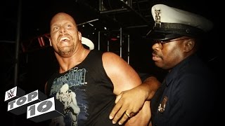 Superstars Who Fought the Law: WWE Top 10 thumbnail