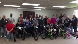 Because I said I would: Columbus Chapter - Build-a-Bike for Local Foster Children