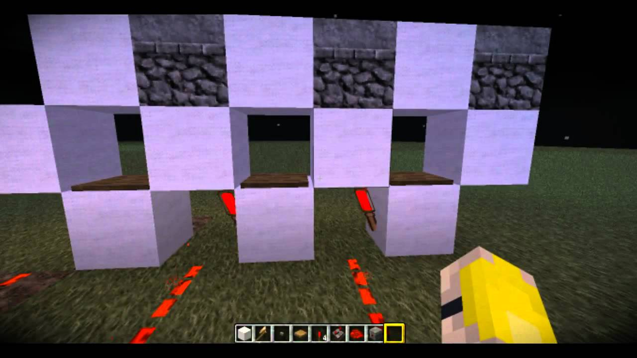 How to Make a Simple, 5, 10, 15 + minute timer in Minecraft