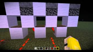 how to make a simple 5 10 15 minute timer in minecraft