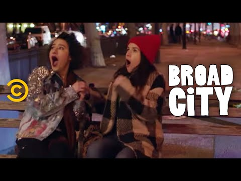 Behind Broad City - Friendiversary