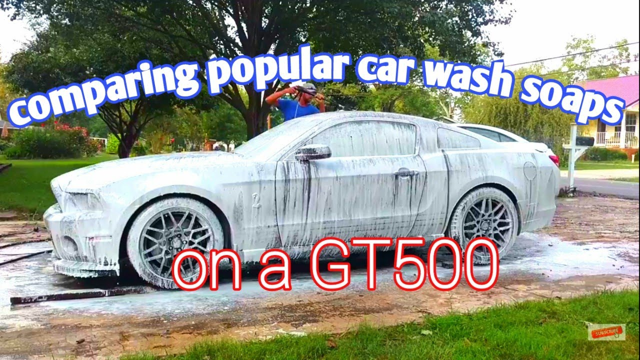 Comparing popular car wash soaps in my cheap foam cannon comparing popular car wash soaps in my cheap foam cannon youtubepack solutioingenieria Image collections