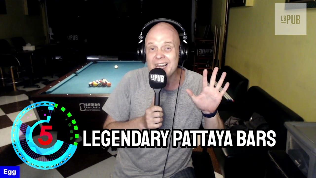 Mr Egg's Le Pub Pattaya TOP TEN VIDEOS | Welcome To Le Pub Pattaya, Thailand