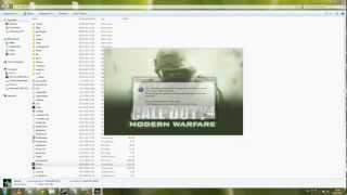 Call of Duty 4 - Multiplayer funktioniert nicht mehr (LÖSUNG - Windows Vista/7/8)