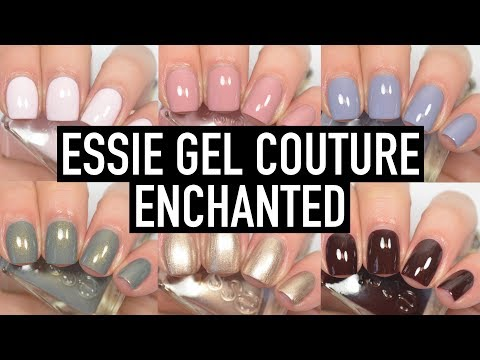 Essie Gel Couture - Enchanted | Swatch & Review