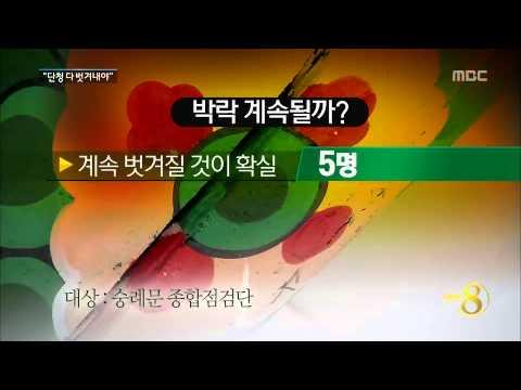 """숭례문 단청 훼손 심각...내부만 150곳 박락 """"다 벗겨내야"""""""