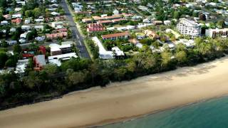 Aerial Tour of Hervey Bay Foreshore Part 1