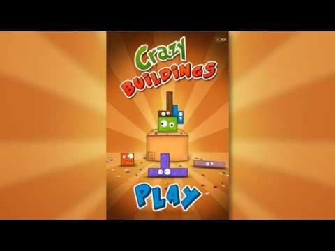 Crazy Buildings - New Android Puzzle Game (Free)