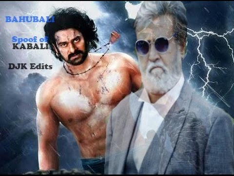 Bahubali Spoof of KABALI || Super HIT||...