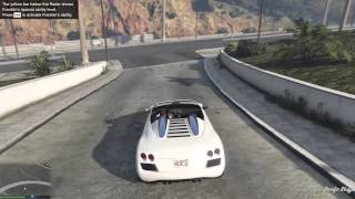 GTA V PC - 2 minutes into the game & this happens?