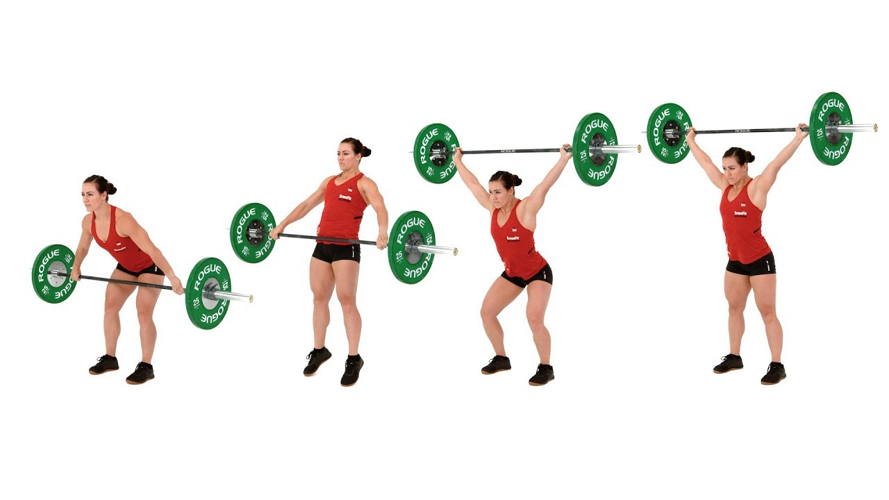 THe Hang Power Snatch - YouTube