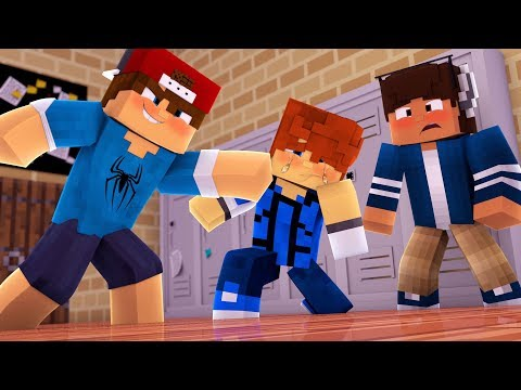 The Bully | Minecraft School S1 Ep.2 (Minecraft Roleplay)