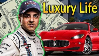 Felipe Massa Luxury Lifestyle | Bio, Family, Net worth, Earning, House, Cars