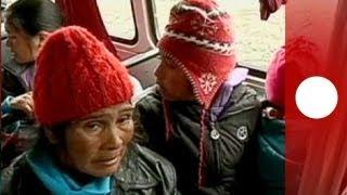 Chili-Argentine : la zone du volcan Copahue en cours d'évacuation