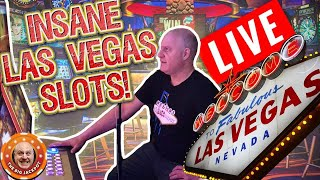 🔴 WHO'S READY FOR THE HIGHEST LIMIT SLOT PLAY ON YOUTUBE LIVE! Las Vegas... Get Ready