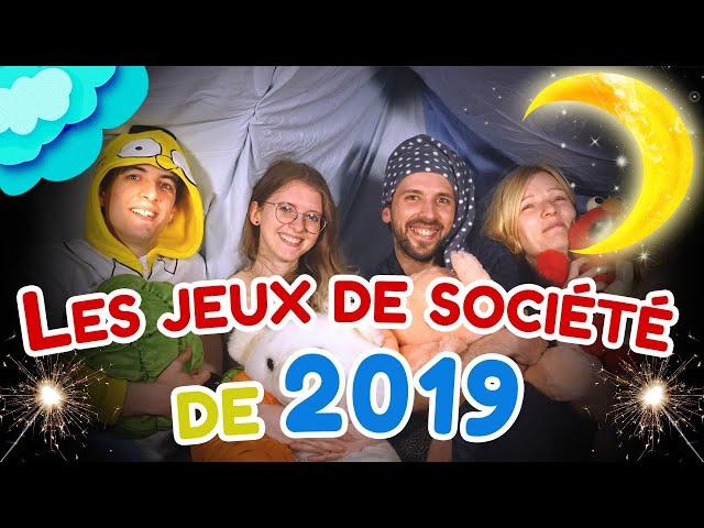 Le Passe Temps débriefe l'année ludique 2019 🌙 La soirée pyjama [3/3 : Octobre-2020]