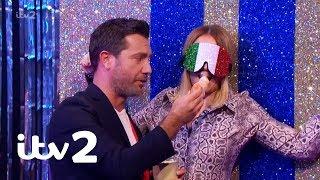 Celebrity Juice | Gino D'Acampo's Penetration Game | ITV2