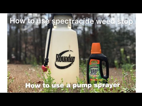 how-to-use-spectracide-weed-stop-and-how-to-use-a-pump-sprayer