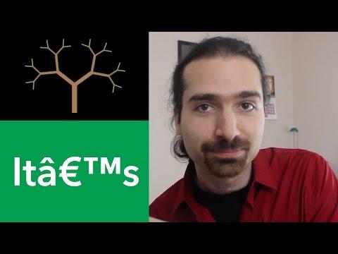 Text: It's Tricky. — The Binary Tree