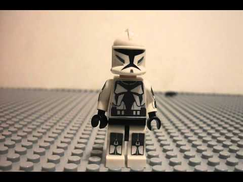Lego Star Wars Custom 41st Elite Legion Trooper
