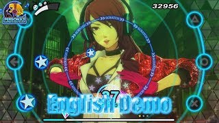 Persona 3: Dancing in Moonlight- English Demo Gameplay