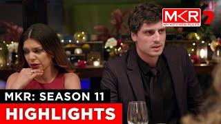 Ben and Lauren's Affair Revealed | MKR: Season 11
