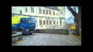Himmler's castle at Wewelsburg part one of two