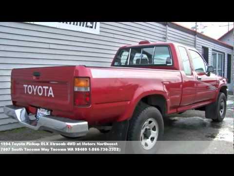 1994 toyota tacoma xtra cab 4x4