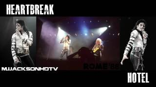 » Michael Jackson - Live 1988 Heartbreak Hotel - Rome PRO «