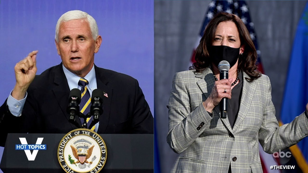 What to Watch for in Vice Presidential Debate | The View