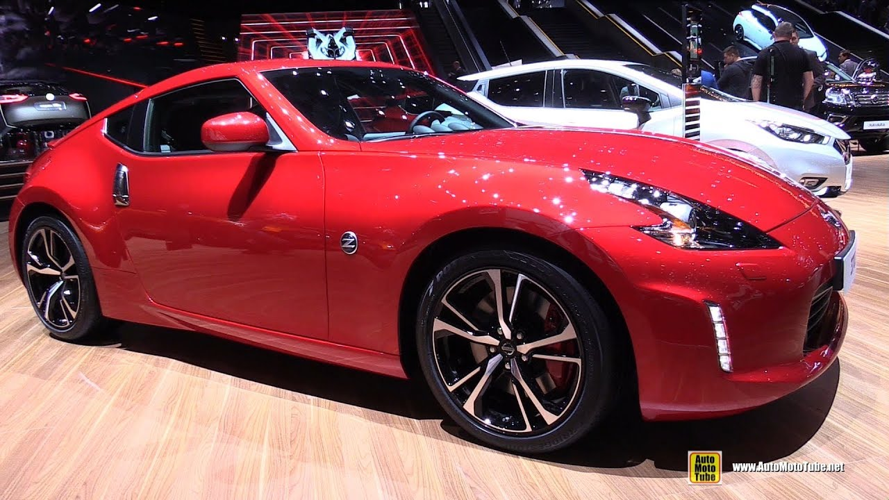 2018 Nissan 370z Exterior And
