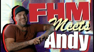"""""""€45.000 per week is het meeste dat ik ooit verdiend heb"""" - FHM Meets Andy van der Meijde"""