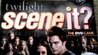 TWILIGHT Scene It Game!!!