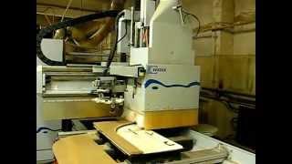 WEEKE Optimat BHC 550 CNC
