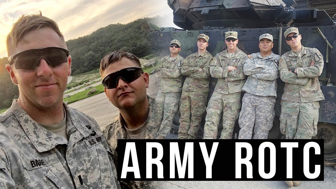 from army rotc to infantry officer my experience