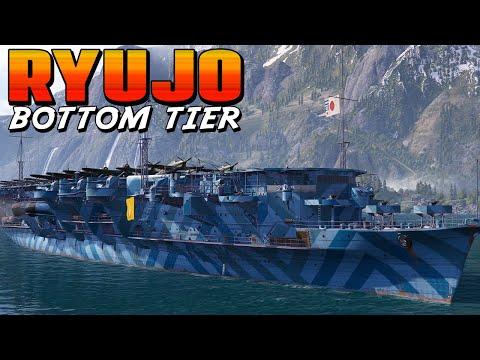 Ryujo: Bottom Tier