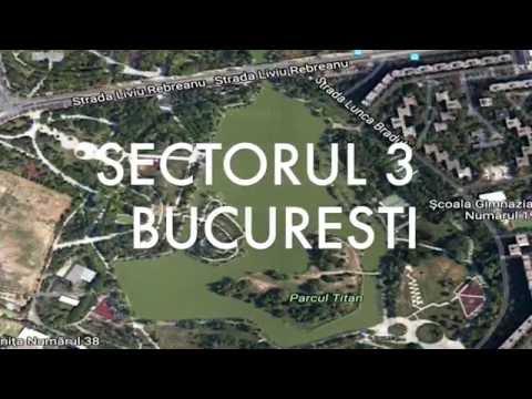 BUCURESTI  SECTORUL 3 - Călduri Mari în Parcul Titan   :)))))))))