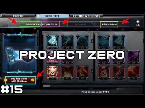 DarkOrbit - Project Zero Episode #15 - Skilltree For Beginners/PVP/PVE