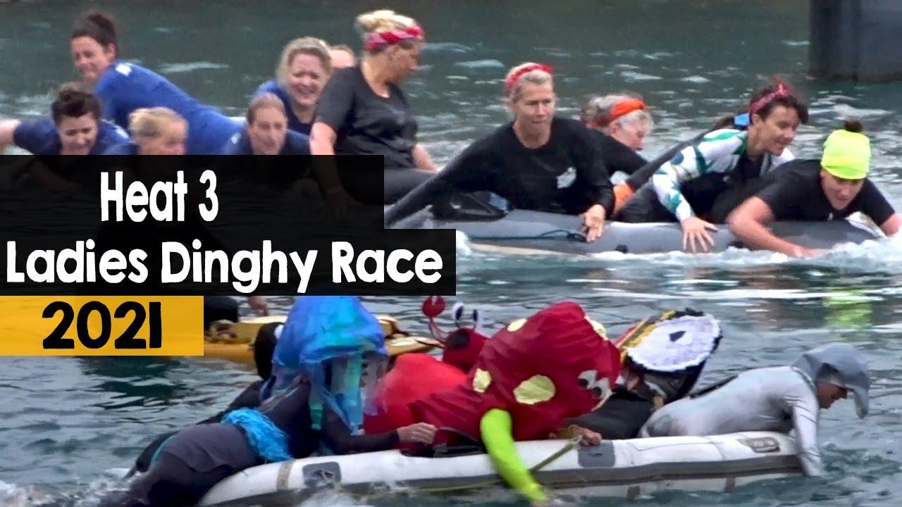 Ladies Dinghy Race | Heat 3 | 2021