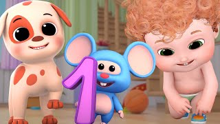 numbers song, ABC Song | you can do it | nursery rhymes & kids songs - Blue Fish 4K videos