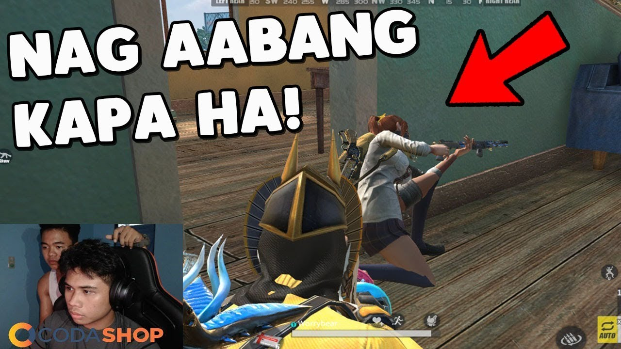 "HINDI ALAM NG KALABAN! "" 1 VS 5 SITUATION""  [TAGALOG] (Rules of Survival: Battle Royale)"