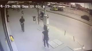 Видео от катастрофата, при която загина Милен Цветков