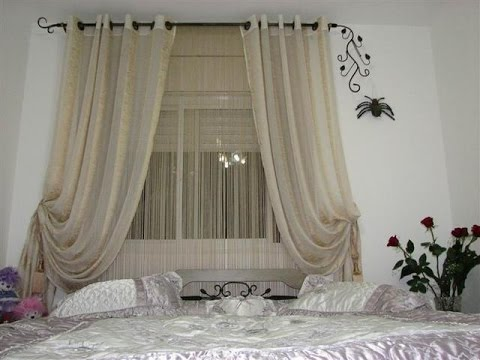 Рулонные шторы для кухни, ванны, спальни - YouTube