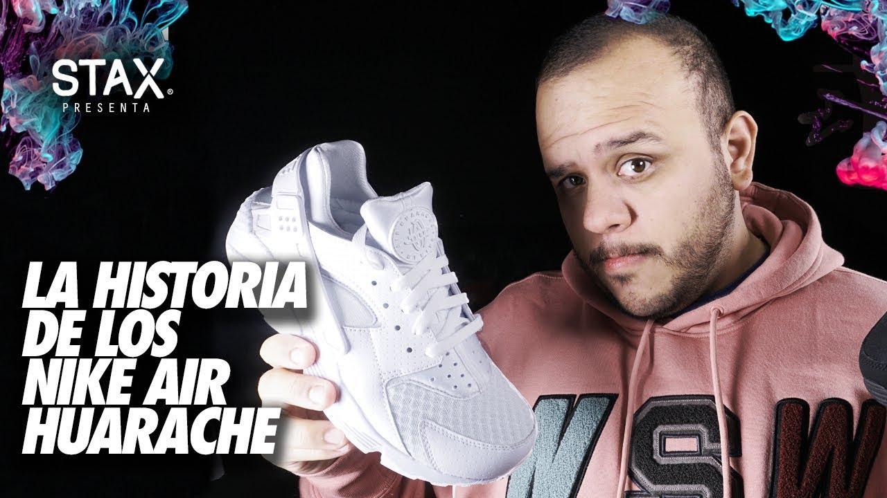 Nike Huarache la historia COMPLETA I Roban Ttienda Supreme I Adidas Yeezy Boost Glow I Sneakers NEWS