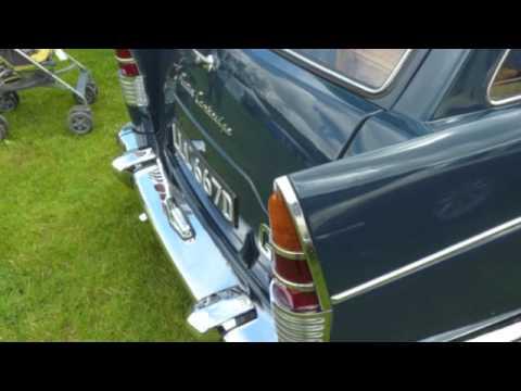 Austin Classics 1966 Austin A60 Cambridge up close